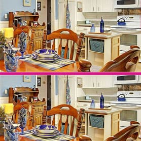Kitchen Differences